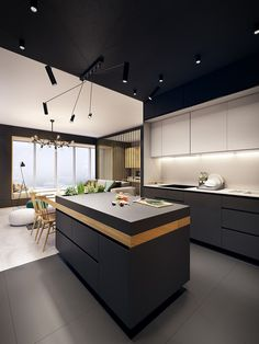 Modern Interior Kitchen Design the best residential interior designs of 2014 dale house (vic)
