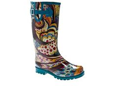 Nomad Puddles Monet Rain Boots at Seasons by Design specialty shop, 2605 Ford Drive, New Holstein, WI 53061. 920-898-9081 follow us on Facebook seasonsbydesigngifts@yahoo.com
