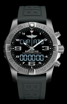 Breitling has an obsession with quality, which is demonstrated in our beautifully crafted watches. Discover our brand new watch collection, instruments for professionals. Breitling Superocean Heritage, Breitling Navitimer, Breitling Watches, Men's Watches, Cool Watches, Breitling Aerospace, Fine Watches, Tag Heuer, Patek Philippe