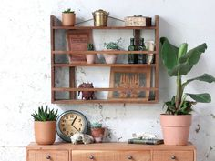 Wall Furniture Shelves Wood Wall Wall Shelves Mandaue Foam on Home Shelves Ideas 888 City Furniture, Vintage Furniture, Living Room Furniture, Open Bookcase, Bookcase Storage, Floating Wall Shelves, Wooden Shelves, Coffee Table Accessories, Vintage Interiors