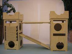 Cat-Tower/Kratzbaum - only-cats