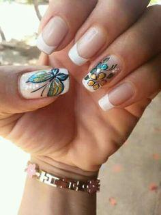 Lindas uñas!