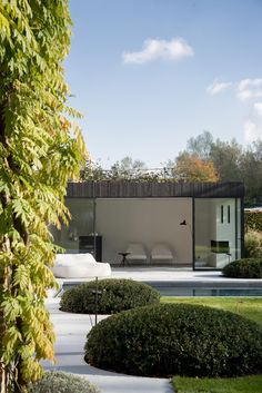Make concepts: Tuinarchitectuur in alle eenvoud | by Kevin Mampay | #ModernGardens