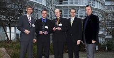 Unikosmos-Preis geht nach Emden - Im Wintersemester 07/08 geht der Preis an Studierende der Fachhochschule Oldenburg/Ostfriesland/ Wilhelmshaven in Emden.