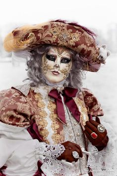 Masquerade Venetian Carnival Masks, Carnival Of Venice, Masquerade Party, Masquerade Masks, Venitian Mask, Costume Venitien, Costumes Around The World, Mardi Gras Costumes, Anastasia