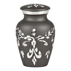 Decorative Cremation Urns Delectable Guardian Urn Vault In White  Urn Burial Vaults And Vaulting Review