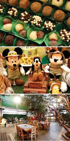 Baby Guide Festa Infantil: Disney Safari