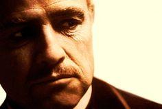 Brando in The Godfather