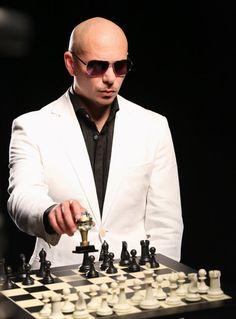 Pitbull music #ISOBeauty