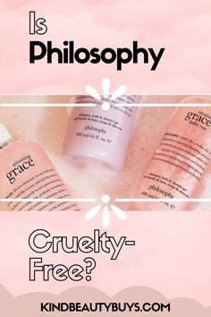 What is Philosophy's animal testing policy? Do they sell their products in countries that require animal testing by law? Click the link to find out! What Is Philosophy, Philosophy Products, Cosmetics Industry, Animal Testing, Vegan Beauty, Natural Skin Care, Cruelty Free, Body Care, Countries