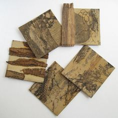 Collagraph plates by Helen~S, via Flickr