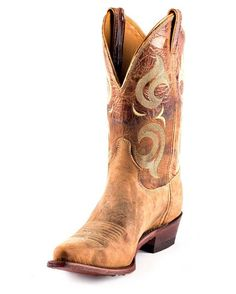 Love the distressed look of these boots ... they would be awesome with jeans and a sweater for fall.