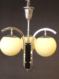 Art Deco taklampe