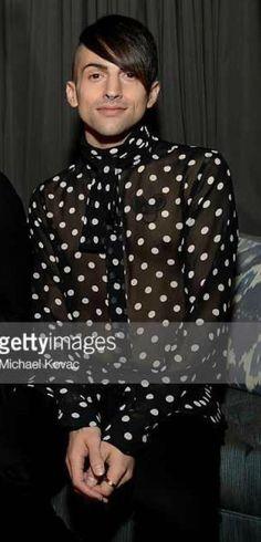 mitchy's shirt = see through by pentatonix