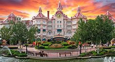 Disneyland Park Paris. Planifica
