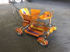 Custom Taylor Tot Strollers Vintage Stroller, Lowrider Bike, Kids Ride On, Pedal Cars, Strollers, Antiques, Toys, Baby, Dolls Prams