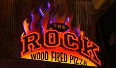 The Rock Wood Fired Pizza Washington State  The Best Damn pizza in WA!  It is like a HRC but they actually rock.  Beer is okay; but, Growlers are too damn expensive