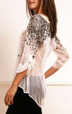 holy mokes I want this shirt! #sparkle