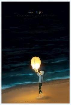Hongde Jiang aka lost7 is a freelance illustrator from Suzhou, China.