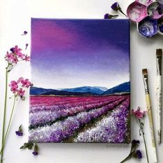 Simple Acrylic Painting Ideas00018