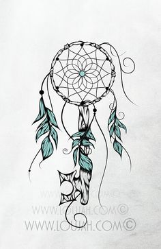 loujah , art , illustration , draw , drawing , doodle , boho , bohochic , bohostyle , bohemian , gypsy , gypsies , hippy , hippies , indie , cute , key , flower , flowers , vintage , dreamcatcher , feather, feathers , tattoo , tattoos ,