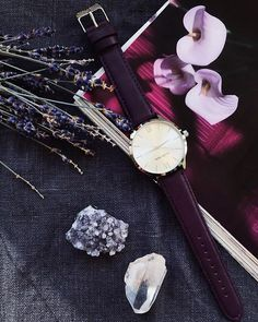 Meet a favourite: our brand new Mindful silver + plum timepiece. Made from 100% rescued leather that would otherwise go to waste and sized at 38mm. This rich, classic colour is the perfect transitional piece, for any look, day or night. $139 + free shipping. Tap to shop 💜 #bergandbetts #fw18 Fall 2018, Daniel Wellington, Plum, Mindfulness, Meet, Brand New, Colour, Free Shipping, Watches