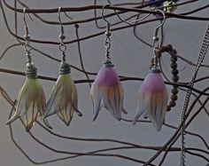 Transparent Earrings Silvana Bates | Flickr - Fotosharing!