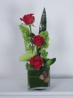 Valentine's Day Flowers by   Carly Ane's Floral Studio | www.carlyanes.com