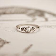 Trouvez la meilleure bague de fiançailles dans notre galerie!