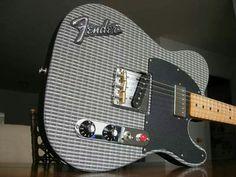 Fender endorsement