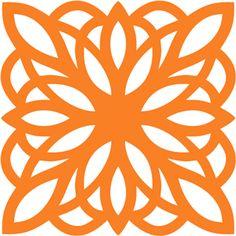 Silhouette Online Store: flourish lace decoration