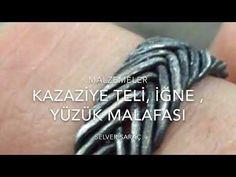 Ceramic Art, Knots, Tattoos, Bracelets, Silver, Jewelry, Youtube, Style, Crochet