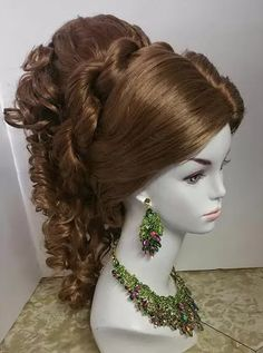 2 pages of victorian wig styles from civil war, dickens to bustle and edwardian Civil War Hairstyles, Historical Hairstyles, Dress Hairstyles, Retro Hairstyles, Hairdos, Victorian Era Hairstyles, Victorian Hairstyles, 1920s Hair, Pin Up Hair