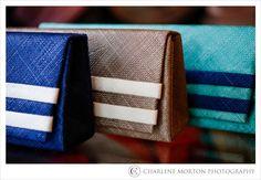 Straw Stripe Clutch Bags #Accessories