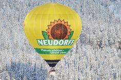 "D-OBIO: Skytours-Heißluftballon ""Neudorff"""