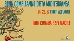 """""""Buon Compleanno Dieta Mediterranea"""", Pollica e il Cilento festeggiano"""