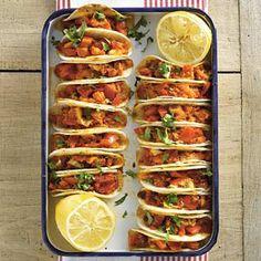 Recept - Minitortilla's met tomaat - Allerhande