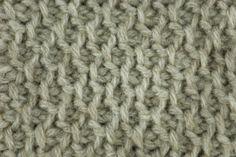 Tunisian Crochet: Tunisian Tss/Tps. Tunisian honeycomb stitch.