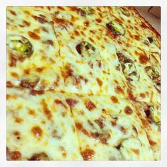 If you haven't heard the news, Spicy Hot Classic Fanatics, we're running a contest just for you! Post a picture of your Spicy Hot Classic pizzas with the hashtag #SpicyHot and tag @larosaspizzeria and you could win a $100 gift card to #LaRosas. One winner will be chosen per week. Contest runs until 7/7/13. Good luck and get spicy!