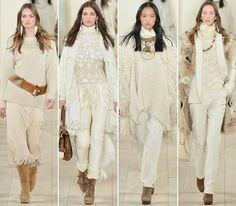 Siempre uno de los mejores momentos de la Semana de la Moda de Nueva York , Ralph Lauren muestra vienen a presentar diversas selecciones d...