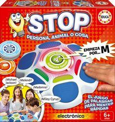 ¿Persona, animal o cosa?#STOP #juegodemesa #juguete #educa