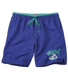 Short de Bain Long Beach #atlasformen #pacific #malibu #hawai #discount #collection #shopping