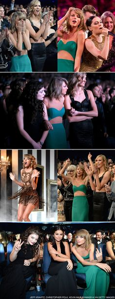 All the times Taylor Swift completely owned the AMAs
