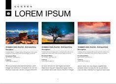 Plantilla Photo Pro para iBooks Author, disponible en http://ibooksauthortemplate.com/templates/details/Photo_Pro