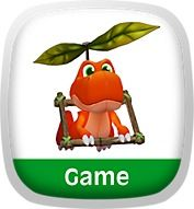 LeapFrog App Center: T-Rex Rush: Dinogliders