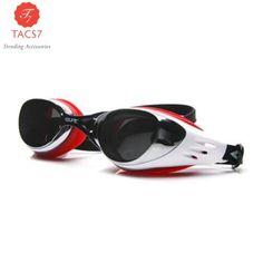 Swim Glasses Anti Fog Electroplate Waterproof Swim Goggles