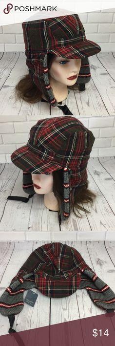Chanel 2007 Raccoon & Suede Black Shearling Trapper Hat sz.58 ...