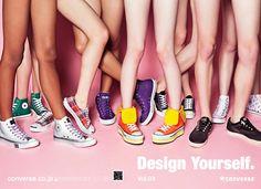 CONVERSE 2012 SPRING | WORKS | デキスギ D.K.S.G. #converse #sneaker #kicks #fashion #direction #design #shooting #advertisement #print #catalogue #dekisugi