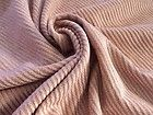 "Robert Allen Blush Pink Soft Ribbed Stripe Chenille Upholstery Fabric 54""w BTY - #stripe, 54&quotW, ALLEN, Blush, Chenille, fabric, pink, Ribbed, ROBERT, soft, Upholstery"