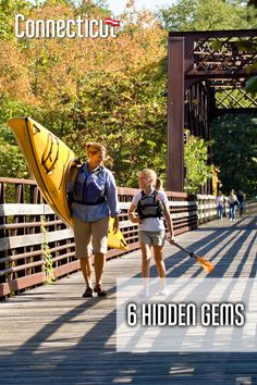 """Most people know Connecticut's most visited landmarks and attractions — so, we asked our fans to suggest a few of the state's """"hidden gems."""" Here's a great list of places where you might just find a few surprises worth discovering for yourself. Vacation Places, Vacation Trips, Day Trips, Connecticut Attractions, Visit Ct, Small Town America, Camping Activities, Beautiful Places To Travel, Cheap Travel"""